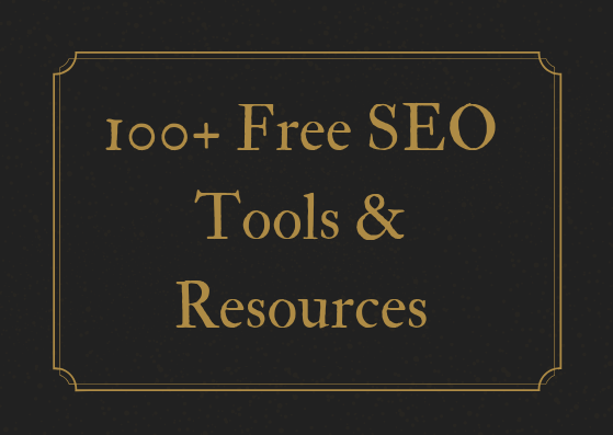 100+ Free SEO Tools & Resources Keyword Tools