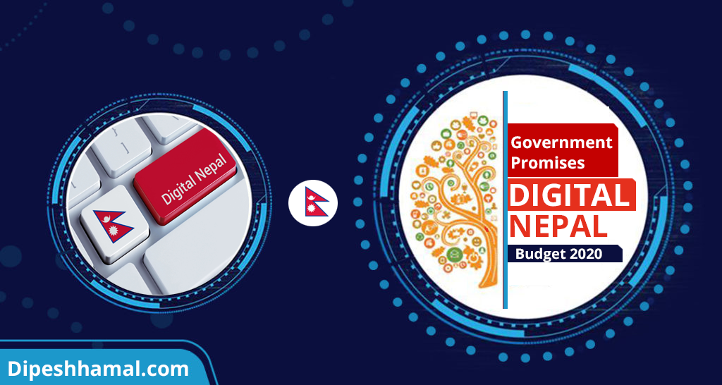 The Latest Trend In Government Promises To Make Digital Nepal.